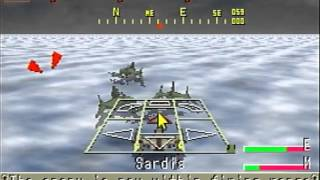 Heir of Zendor Sega Saturn Intro + Gameplay