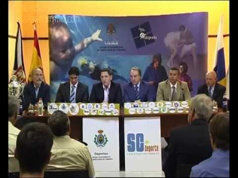 XVIII Medio Maraton de SantaCruz de Tenerife- Video 1