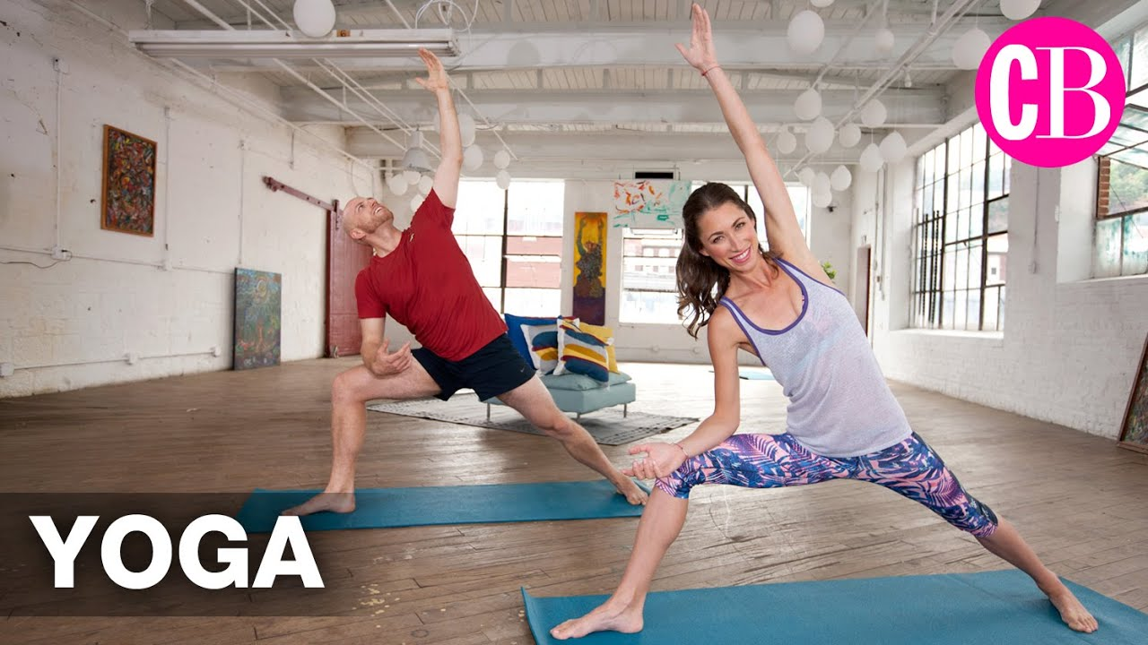 Max Out Your Energy Yoga