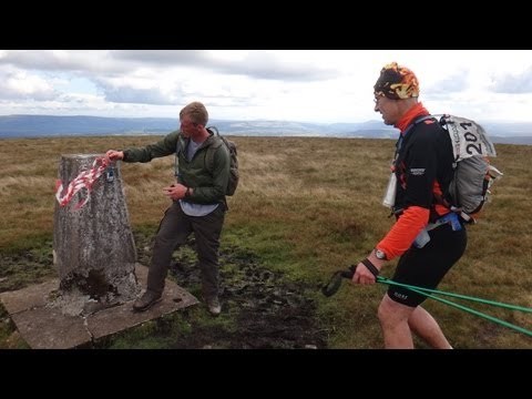10Peaks Brecon Event 2013 - Long Course
