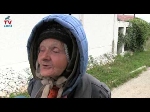 Milka Perić Crvenkapica: Ispred kuće!