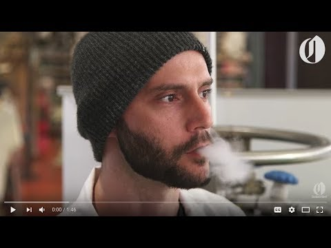 We tried 'Dragon's Breath,' the new treat that lets you breathe smoke, sort of (video)