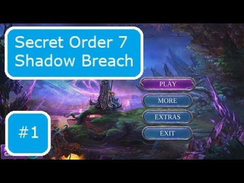 The Secret Order 7 Shadow Breach part 1 |