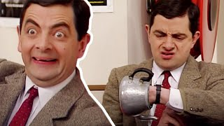 Hand Stuck In A TEAPOT! | Mr Bean Full Episodes | Mr Bean Official