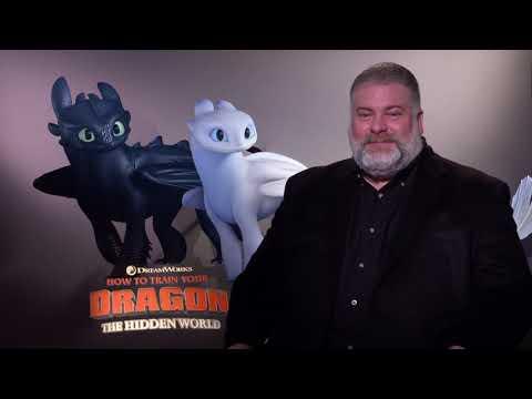 How To Train Your Dragon: The Hidden World: Dean DeBlois Interview