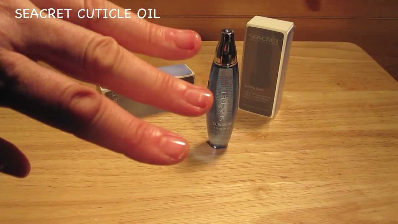 SEACRET NAIL BUFFER - (Demo and Review) ✅ - YouTube