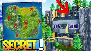 NEW SECRETS, BUNKER and FUSÉE on Fortnite: Battle Royale