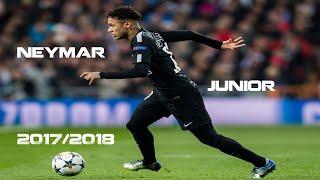 Neymar Skiils And Goals 2017/2018 Zak Downtown - Zones