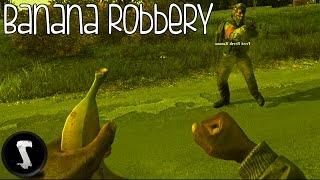 BANANA ROBBERY - Silo