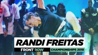 Randi Freitas | FrontRow | World of Dance Championships 2018 | #WODCHAMPS18