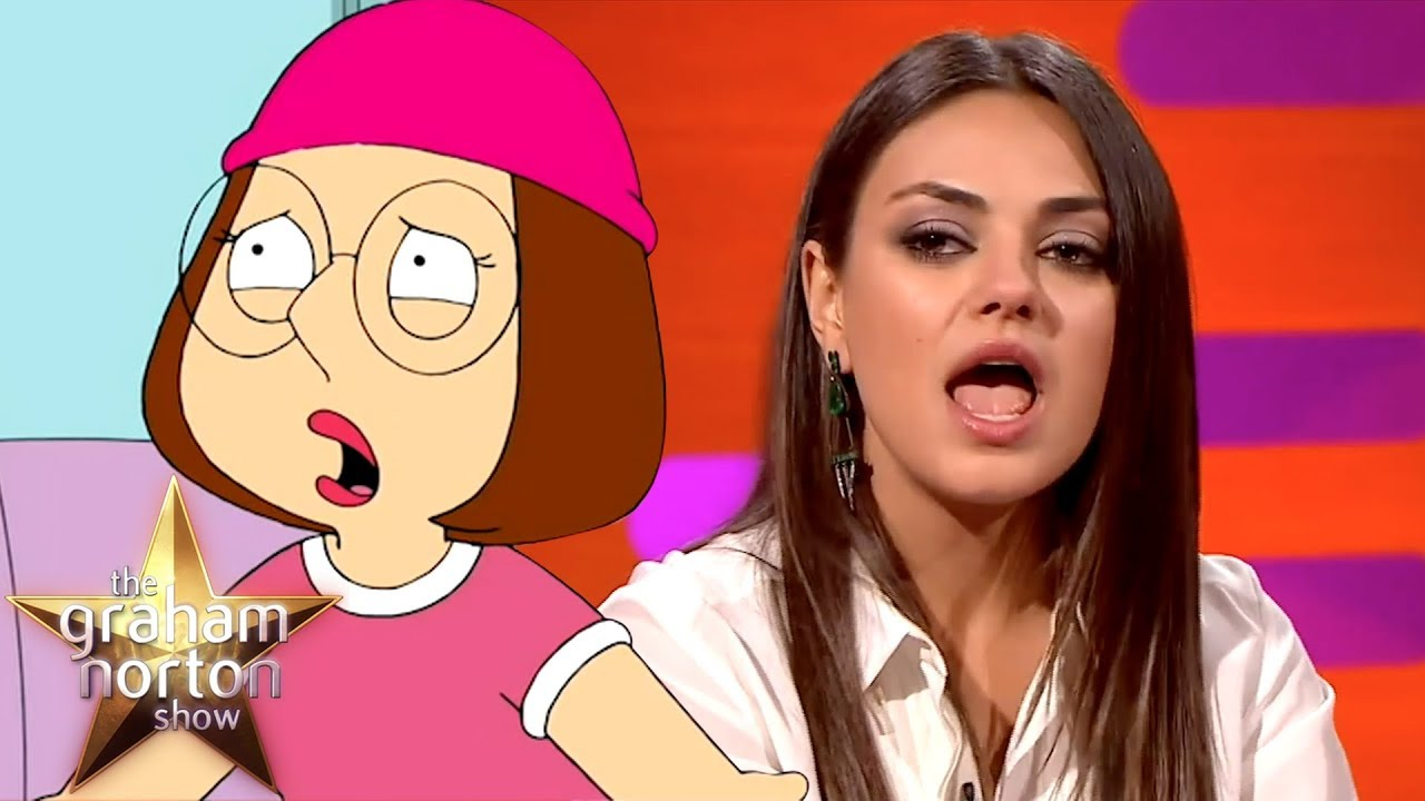 Mila Kunis Constantly Gets Told