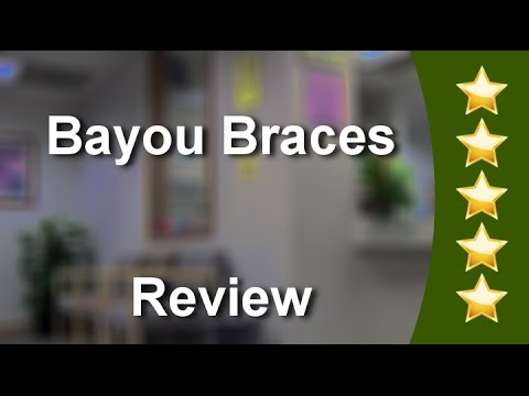 Bayou Braces New Iberia Great Five Star Review by Creole C.