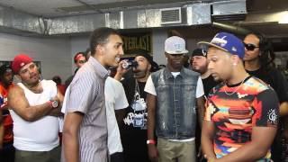 NEXT RAP BATTLES**17 Year old Jay Scott Vs Jackson