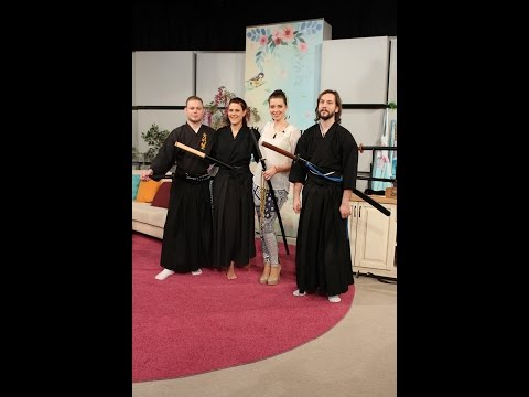 Samurajsko Mečevanje Kot Slog življenja - Gaja Klas, Sebastijan Sekol, Matjaž Gert