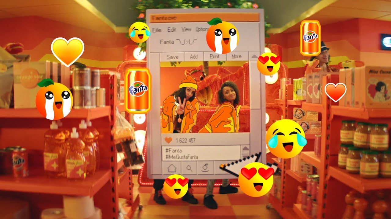 Fanta targets mobile-savvy teens with Snapchat-powered OOH