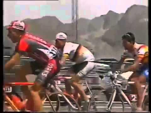 Tour de France 1997 - 10 Ordino Arcalis Ullrich