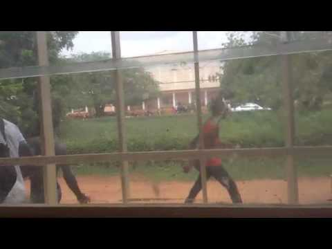 Emeute Universite de Lome-Togo / Fights University of Lome