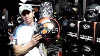 Roof Boxer V8 Helmet  Latest Movie