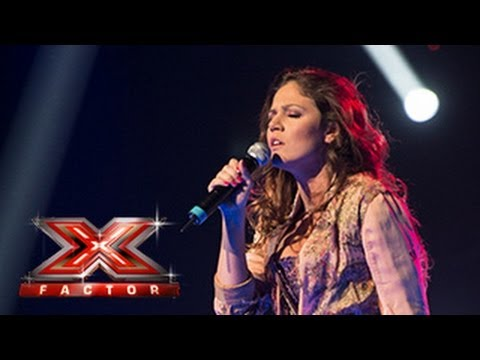 Aleksandra Sekulic Parachute  Cheryl Cole  X Factor Adria   2