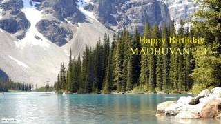 Madhuvanthi   Nature Birthday