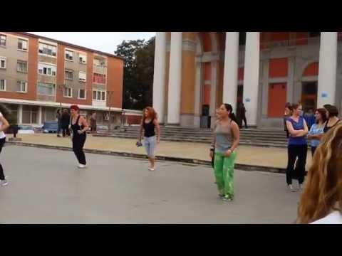 #Zumba – piesa de rezistenta. 17.09.2014 Hunedoara, Romania