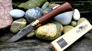 Old Bear Taschenmesser von Antonini