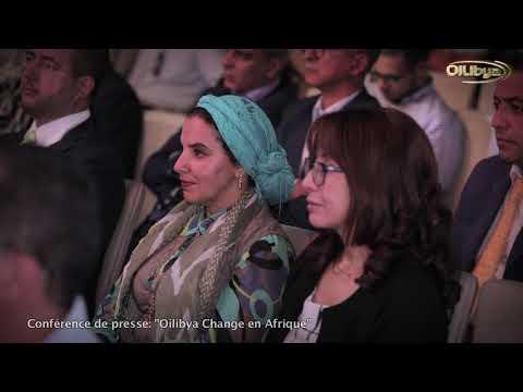 OiLibya en Afrique devient OLA Energy - Conférence de presse au Maroc