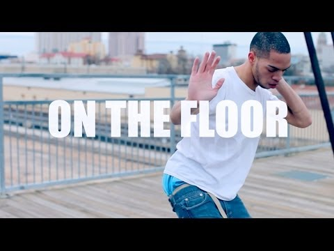 IceJJFish - On The Floor (Official Music Video) ThatRaw.com