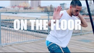 Repeat youtube video IceJJFish - On The Floor (Official Music Video) ThatRaw.com Presents