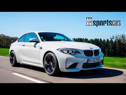 2016 BMW M2 - Fahrbericht / Review / Test - AUTO BILD SPORTSCARS