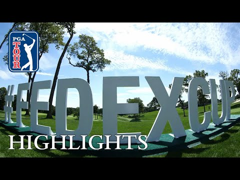 Highlights   Round 1   THE NORTHERN TRUST
