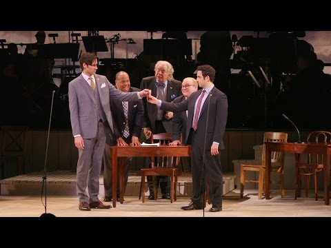 Preview Clips From the Starry 1776 Revival at City Center Encores!