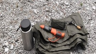 the 5cs survival vs bushcraft