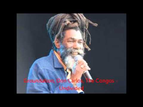 Groundation Don Carlos The Congos - Undivided