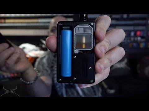 Odis Collection Boxxer RDTA for the Billet Box Review and Rundown   Little Inconvenient