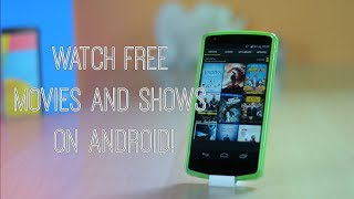 How to Watch / Download Free HD Movies on Android! - Showbox! thumbnail
