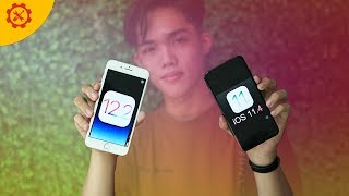So sánh iOS 12.2 và iOS 11.4 iPhone cũ có nên nâng cấp ?