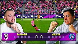 PAPI GAVI VS XBUYER ... ¡¡EL DUELO DEFINITIVO!!