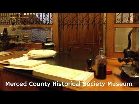 Merced Historical Society video
