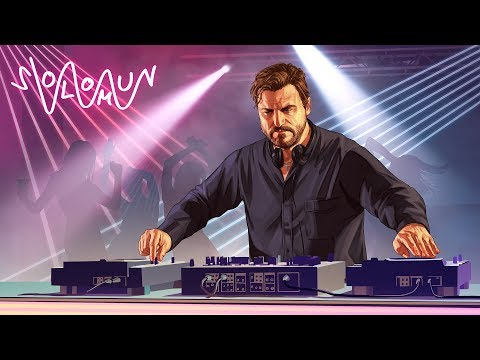 GTA Online - After Hours: Solomun full liveset (ingame capture)
