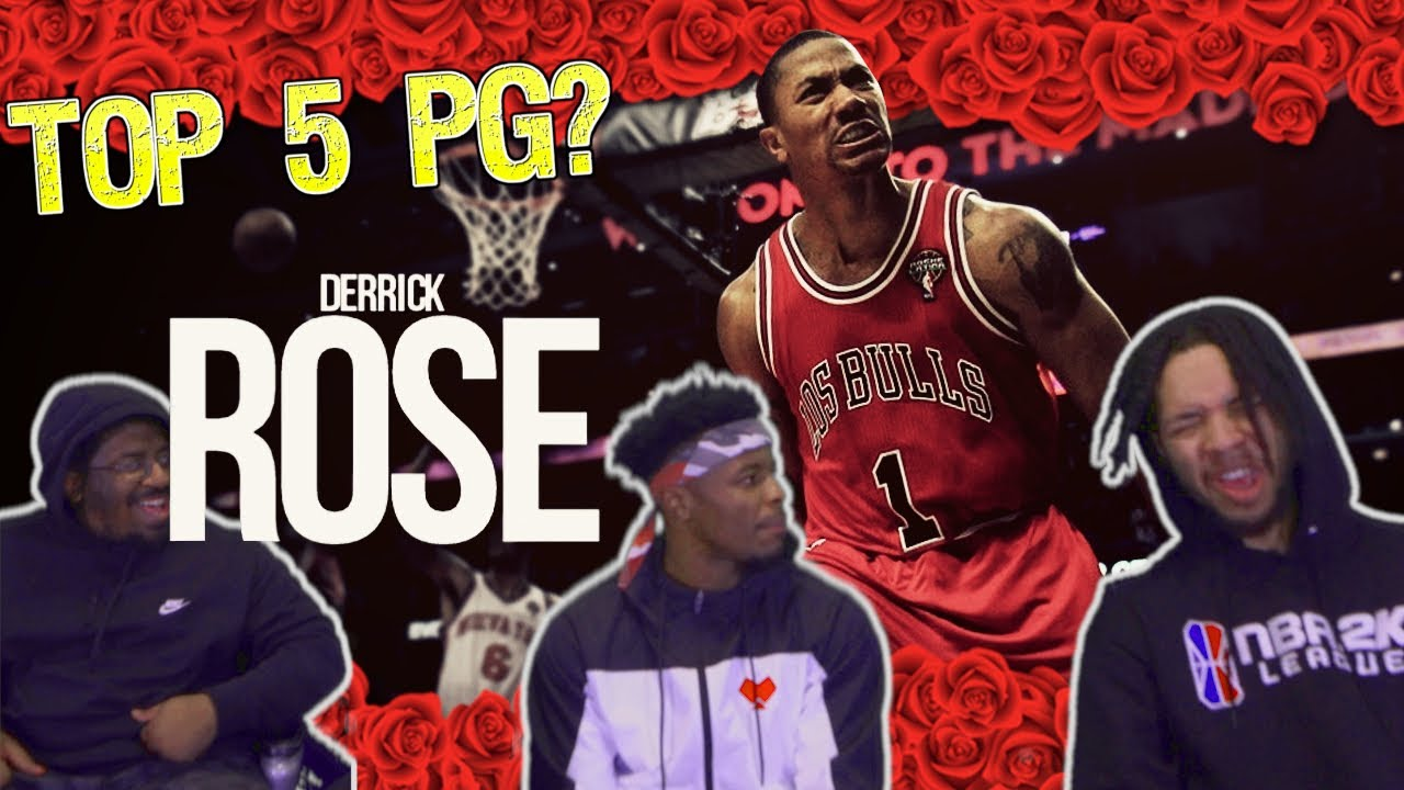 NBA Legends And Players Explain How SCARY Good MVP Derrick Rose Was!   HouseReacts 🏠