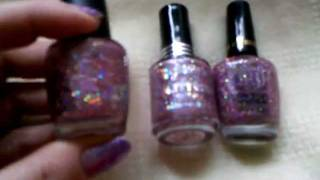 DUPES For OPI Teenage Dream! Thumbnail