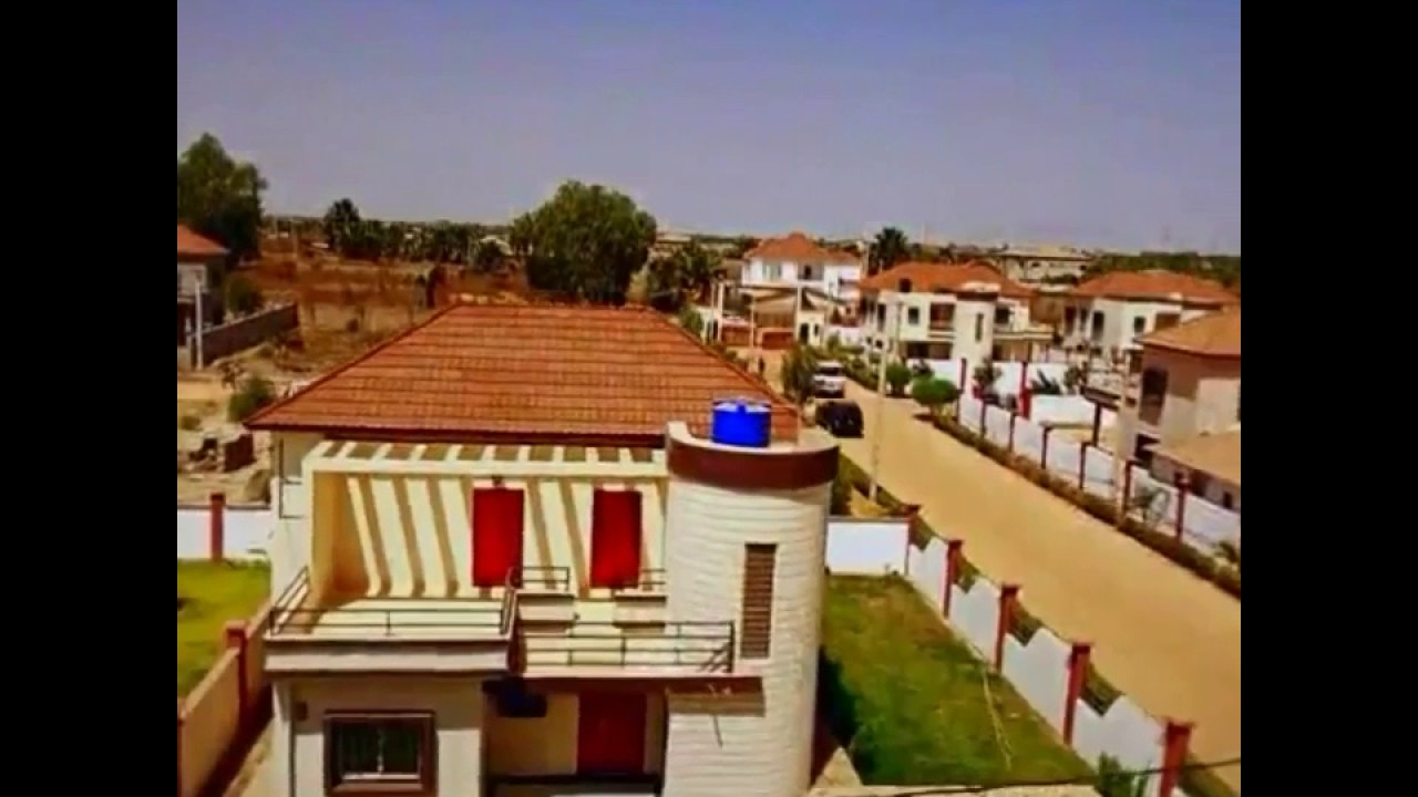 Paradise View Housing Estate Salagi Gambia Youtube