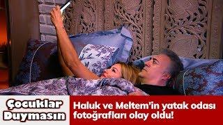 Haluk ve Meltem'in yatak odası fotoğrafları olay oldu! - Çocuklar Duymasın 31. Bölüm