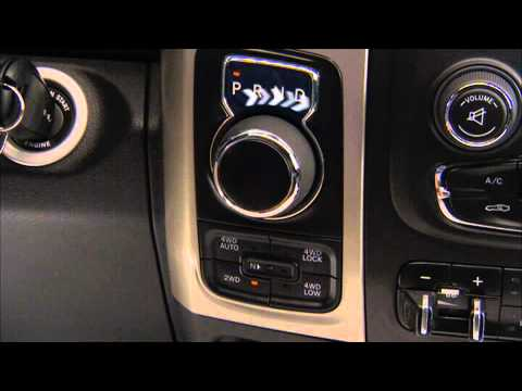 Eight Speed Automatic Transmission Rotary Shifter Youtube