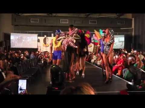 Lindiwe Fashion Academy Exhibition Durban ICC 2017