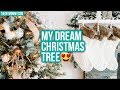ULTIMATE DREAM CHRISTMAS TREE with MICHAELS!