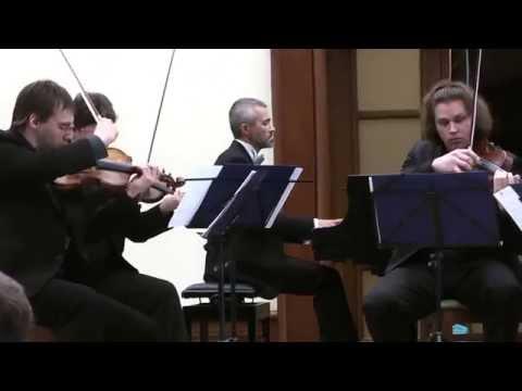 Chopin. Piano Concerto No.2, Op.21. Шопен. Концерт №2. Квартет им. Глинки. Павел Нерсесьян
