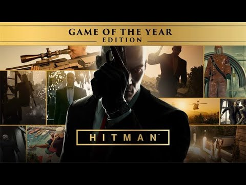 Hitman™ Game of The Year Edition - First Application Launch (Graphic Test with RX580 8GB) |