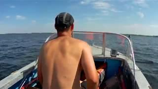 Рыбалка и отдых в Саратовской области. Чардым, Черные воды, р. Дубяжка.